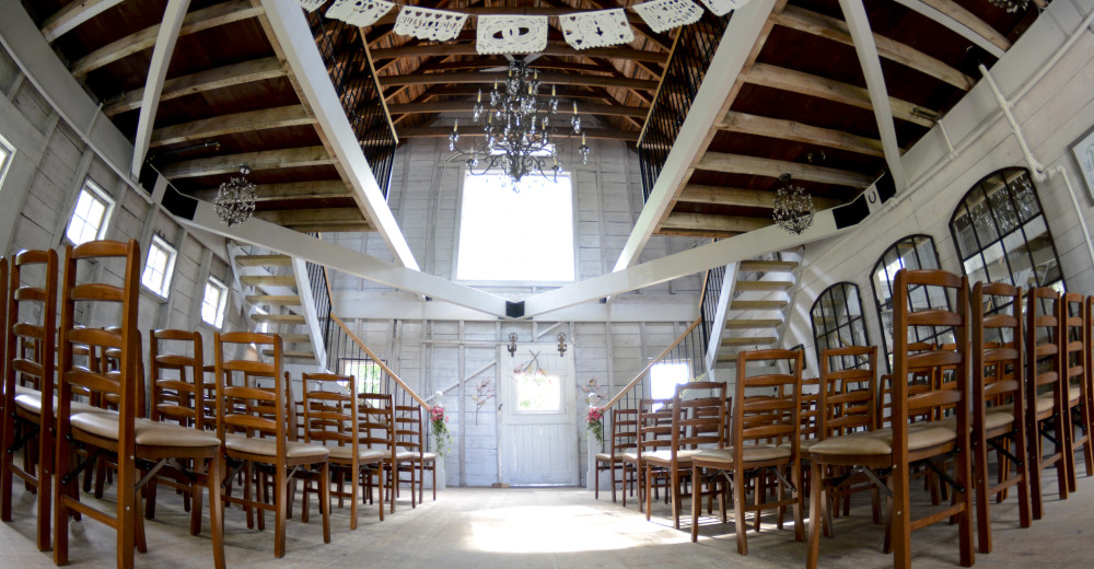 THE BARN - Maine Barn Wedding Venue