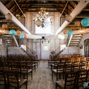 5 Reasons To Have A Spring Barn Wedding