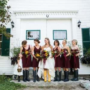 Ashley & Greg's September Wedding