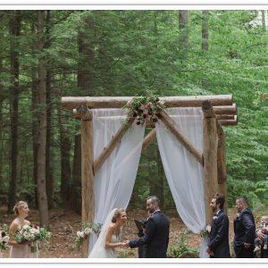 Married! Jen & Mike