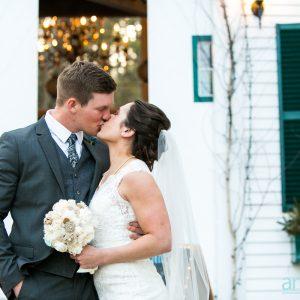 Kristen & Connor's March Wedding