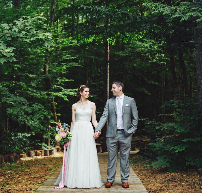 Ann & Pat's Summer Tented Wedding