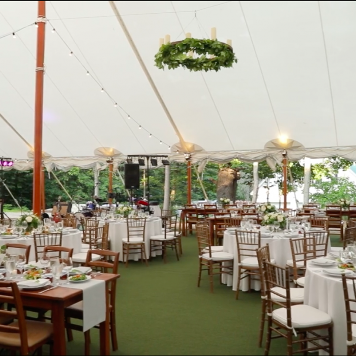 The Tent at Hardy Farm