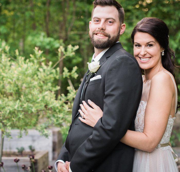 Married: Whitney & Zach!