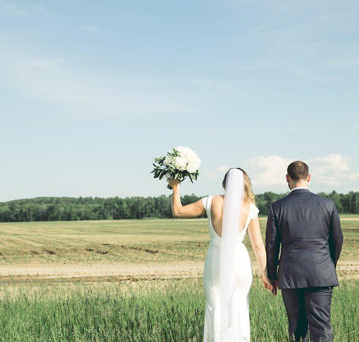 Erica & Greg's June Wedding