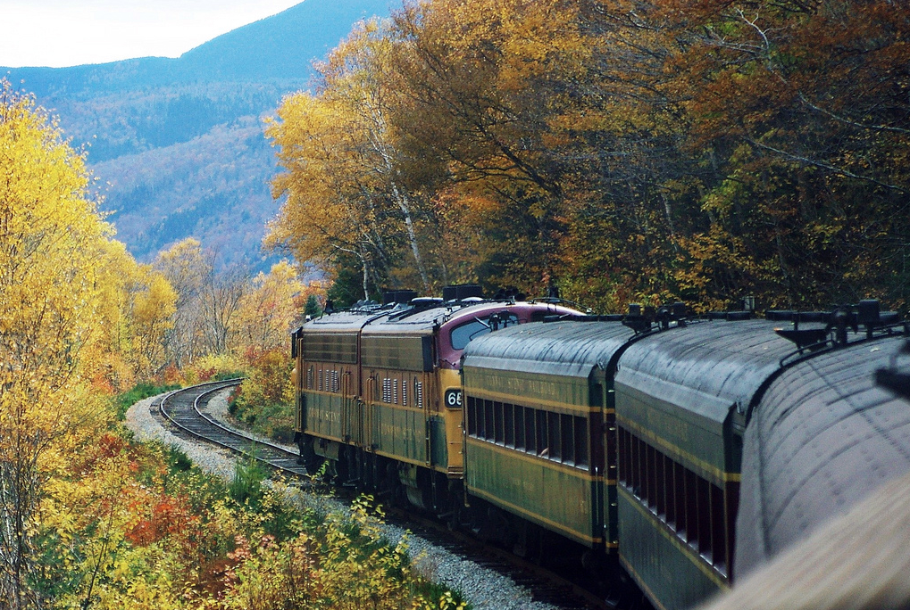 Things To Do Near Hardy Farm Conway Scenic Railroad