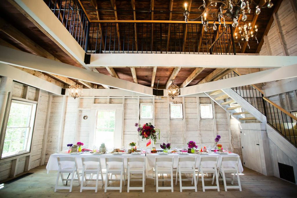 Tips For Planning A Maine Barn Wedding - From The Barn Owners