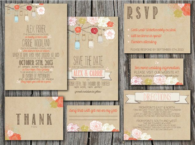 diy online resources to help you design gorgeous invitations