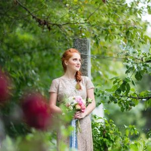 Anne of Green Gables Summer Wedding Inspiration Photo Shoot Gallery