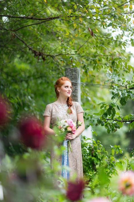 Anne of Green Gables Summer Wedding Inspiration Photo Shoot Gallery