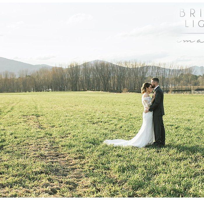 Showcasing Spring Weddings at Hardy Farm