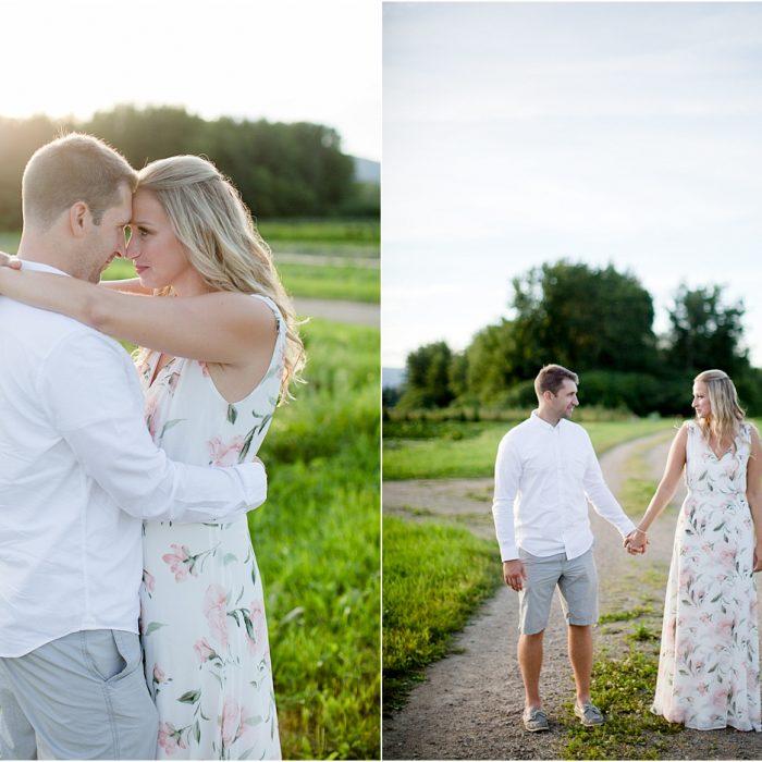 Jenny & Tristan's Engagement Photos