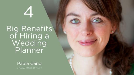 The 4 Big Benefits of Hiring a Wedding Planner