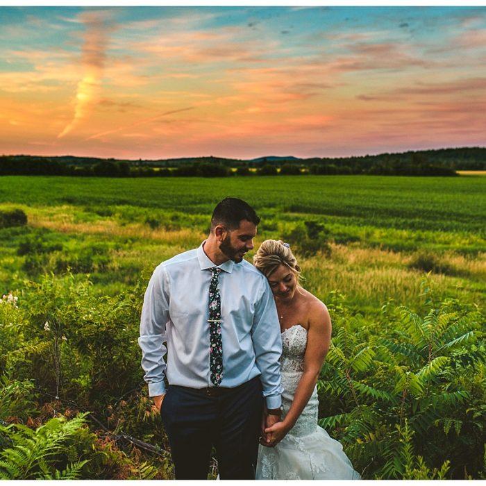 Katelyn & Anthony Summer Wedding