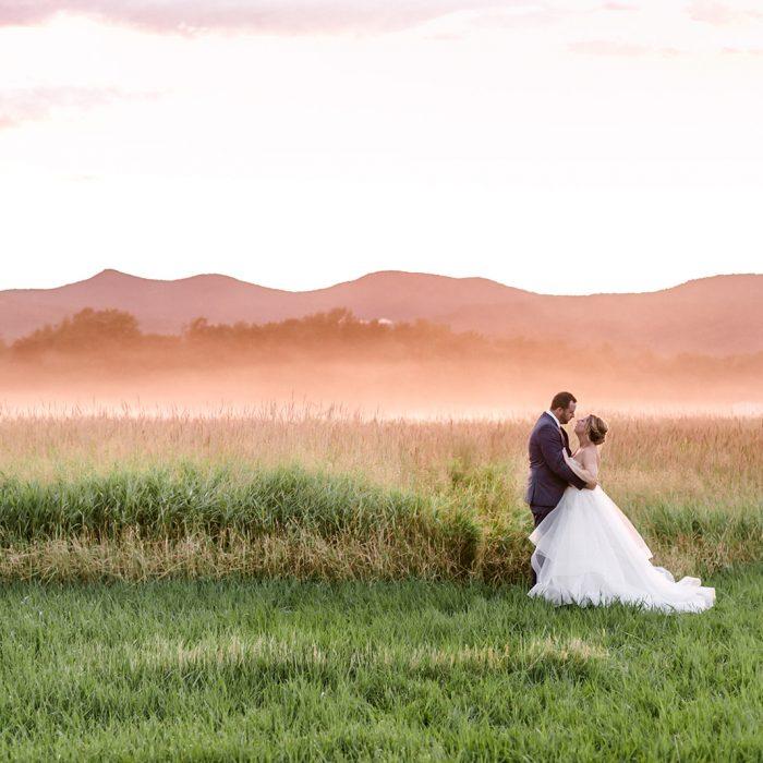 Marisa & Dan Summer Wedding