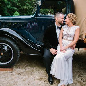 Brooke & Gordy Summer Wedding