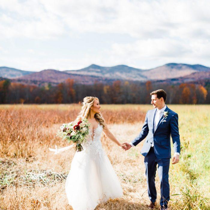 Sara & Benjamin's Fall Wedding